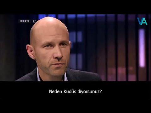 Yahudi Profesörden Danimarkalı Sunucuya: İsrail Propagandası Yapıyorsun