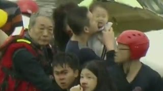 Survivors of Taiwan plane crash tell shocking stories