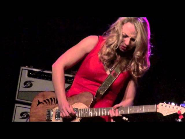 I PUT A SPELL ON YOU - SAMANTHA FISH BAND Jan 31 2014