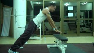 Paphos Personal Trainer - Incline Plyo Push Up