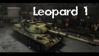 Танк Leopard 1