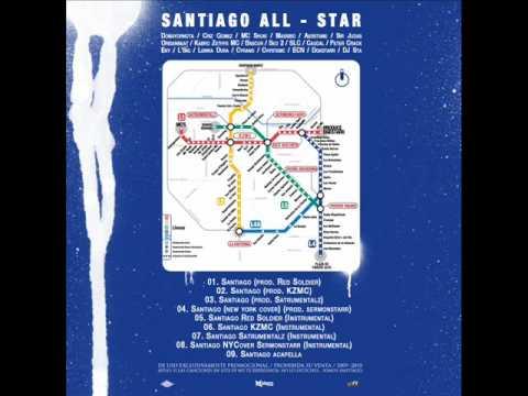 Santiago All Stars - Santiago (Prod. Satrumentalz)