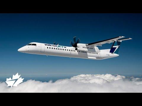 WestJet Encore - building our first Bombardier Q400 NextGen aircraft