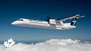 WestJet Encore - building our first Bombardier Q400 NextGen aircraft