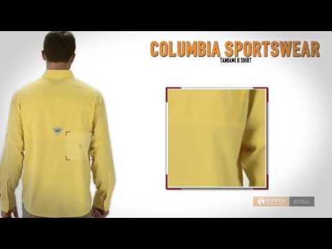 Columbia Sportswear Tamiami II Shirt - UPF 40, Long Sleeve (For Men)