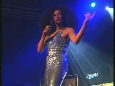 Dutch Diana Ross live in Concert