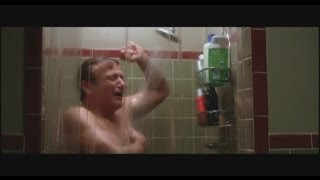 License to Wed - Reverend Frank is taking a shower :D