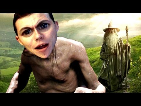 Lord of the Rings Trilogy Blu-Ray Movie Review!