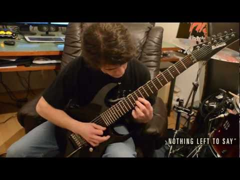 Guitar Solo - Arise From The Fallen