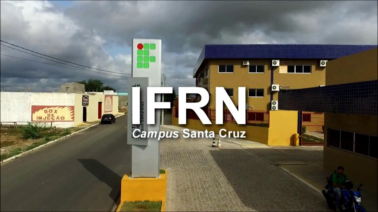 Resultado de imagem para imagem do ifrn santa cruz