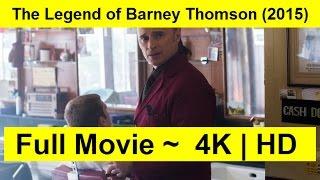 The Legend of Barney Thomson Full Length