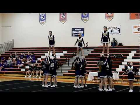 Ithaca Middle School Competitive Cheer