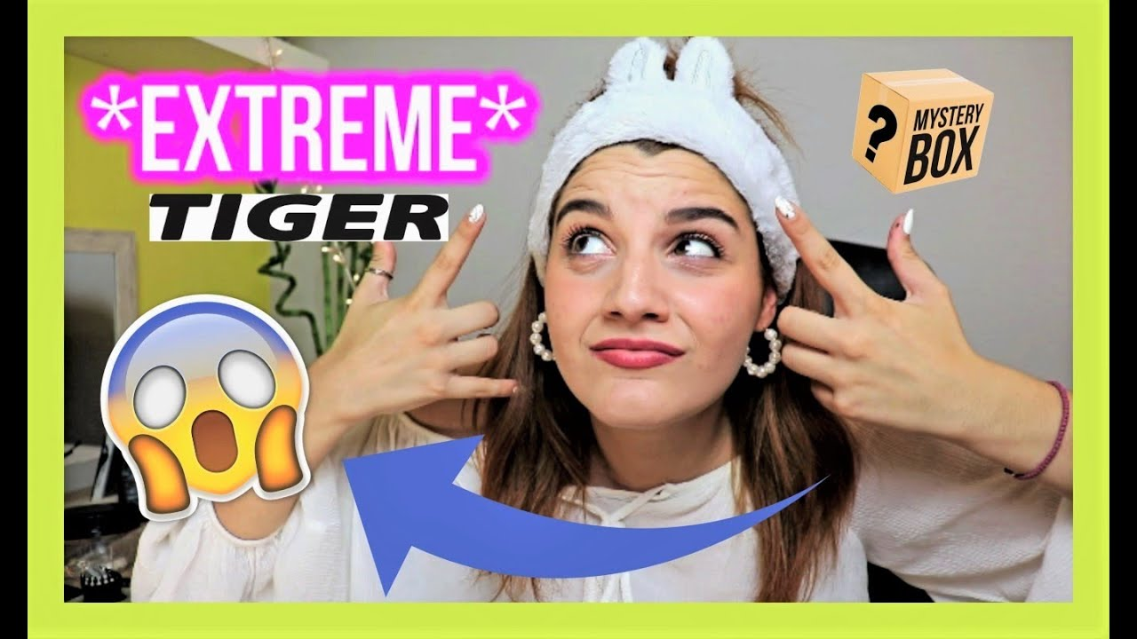 *EXTREME* TIGER UNBOXING | Penny Style