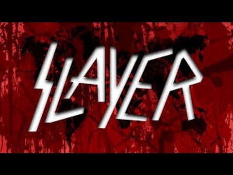 SLAYER Live Zurich 22 09 1988