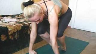 как научиться носочки тянуть?