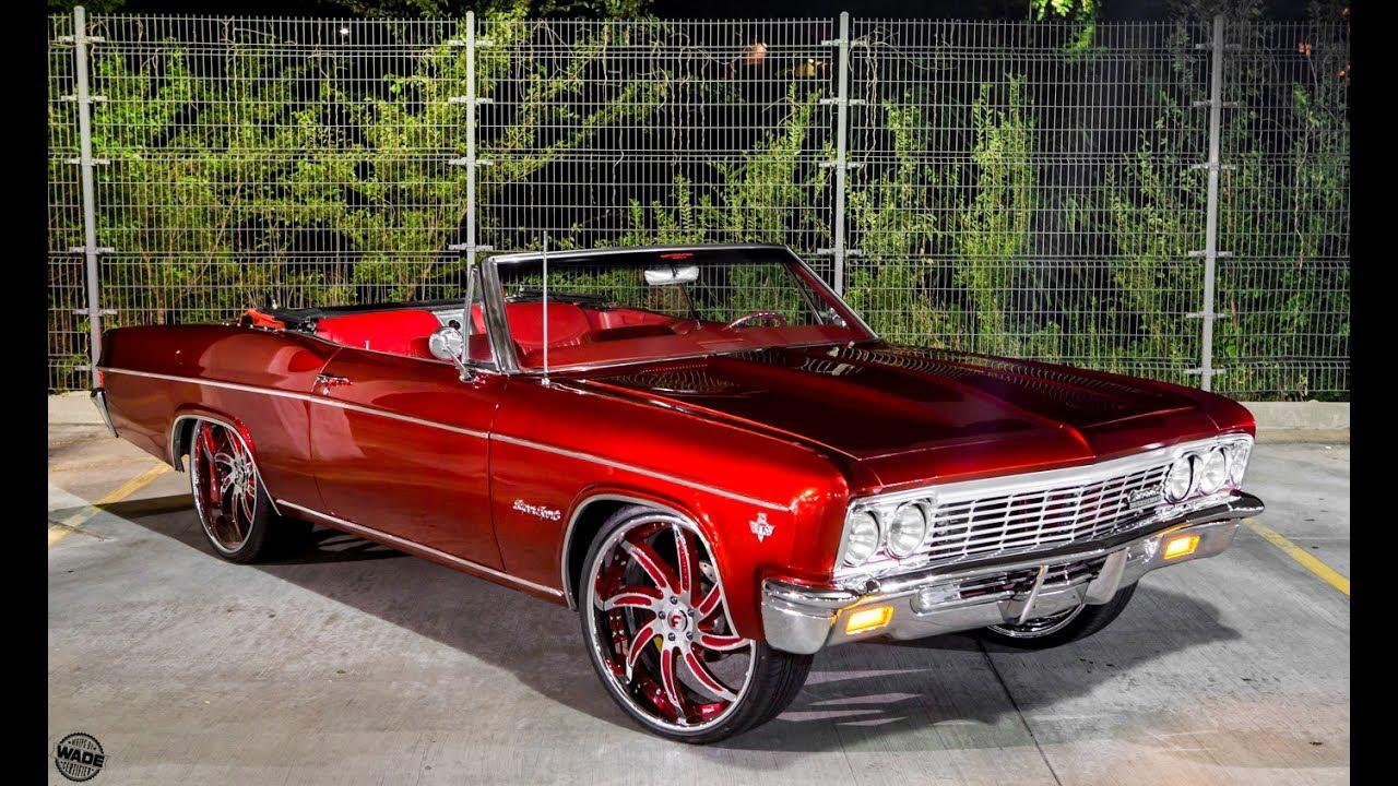 Impala Ss Interior Paint