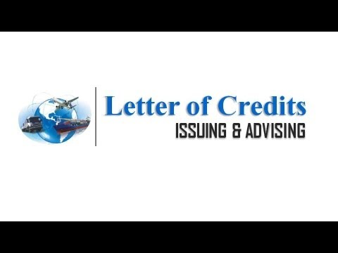 Letter of Credit Tutorial 2 | Issuing and Advising