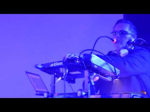 "Boytronic -""The Age of Industry""+""My Baby lost it´s Way"". Copenhagen 4/2-2017"