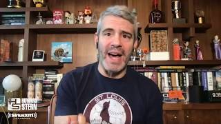 Andy Cohen on His COVID-19 Diagnosis and Having to Quarantine From His Son