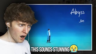 THIS SOUNDS STUNNING! (BTS JIN (방탄소년단) 'Abyss'   Song Reaction/Review)
