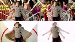 WTF 4 variations #2 - OK Go video remix