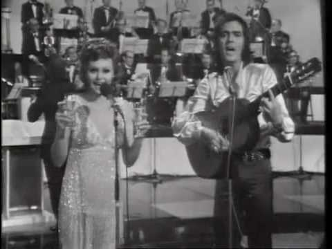"""Rocío Dúrcal y Antonio Morales """"Junior"""" - Medley - España"""