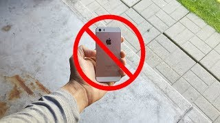 5 Reasons NOT To Buy iPhone SE?