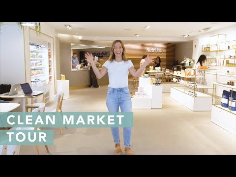 Welcome to Clean Market —NYC's one-stop wellness shop from Lily Kunin