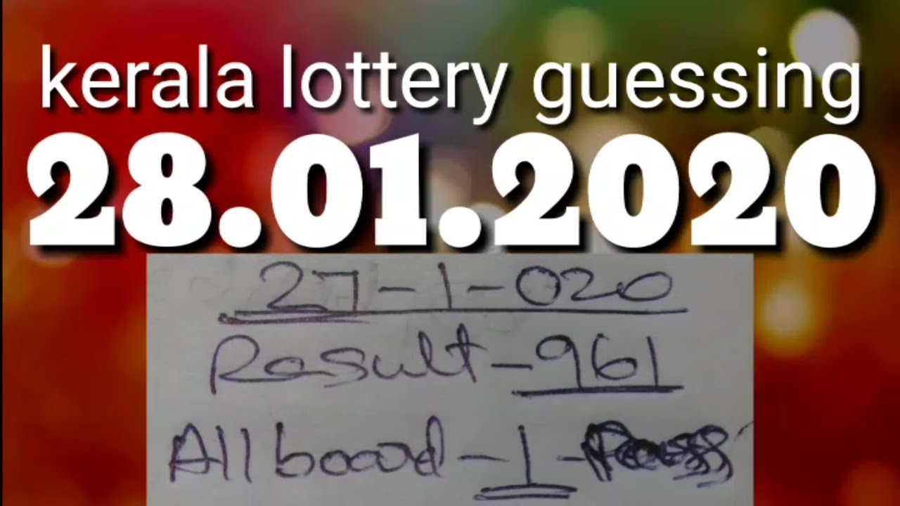 Lottery Numbers Bc
