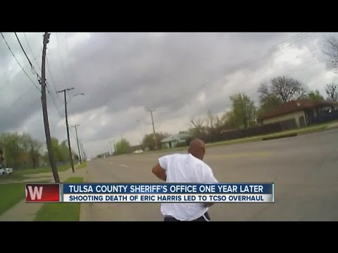 Tulsa County Sheriff's Office One Year Later