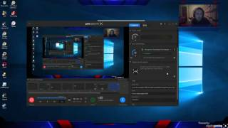 how to set up elgato hd60 with gaming headset and game audio on pc