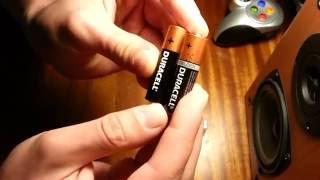 Подделка батареек Duracell или как не купить солевую батарейку вместо щёлочной