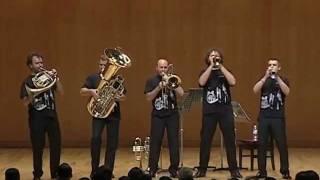 Gomalan Brass Quintet - Libertango LIVE IN TOKYO Resimi