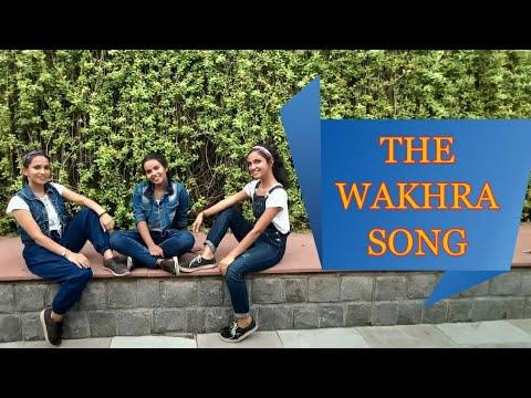the-wakhra-song-choreography|-judgmental-hai-kya|dance-|girls