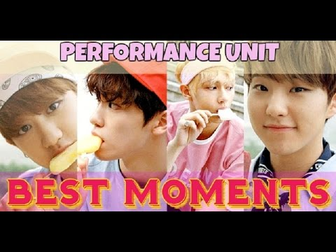 BEST MOMENTS] Seventeen Performance Team💚 - YouTube