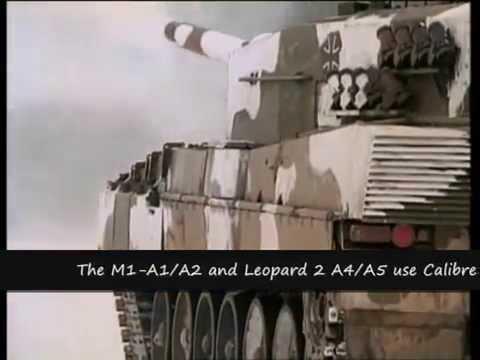 Challenger 2 Vs Leopard 2 A6 Vs M1A1 M1A2 Abrams
