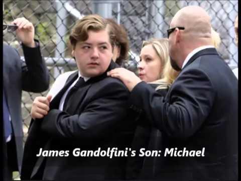 JAMES GANDOLFINI : FUNERAL PICS 62713