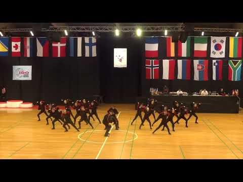 Mistrzostwa Świata w Danii RYTM   Kościerzyna