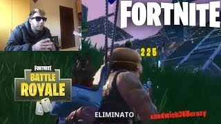 FUMAGALLI SU FORTNITE EPISODIO 40