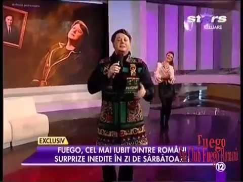 FUEGO - &quot Craciun in Romania&quot  Premieră la &quot Agentul VIP&quot  Antena Stars