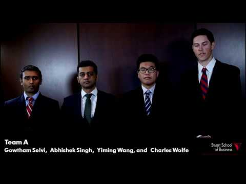 CQA Investment Challenge 2018 Illinois Tech Stuart School of Business Team A