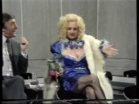 "Kenny Everett as ""Cupid Stunt"" on ""Parkinson"" '82 (pt.1/7) HQ"