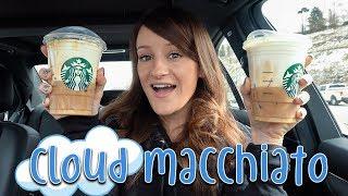 Starbucks Cloud Macchiato Taste Test!