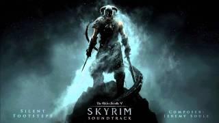 Скачать Silent Footsteps The Elder Scrolls V Skyrim Original Game Soundtrack