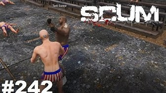SCUM - let's get ready to rumble  ( BOX Event ) #242 Gameplay Deutsch