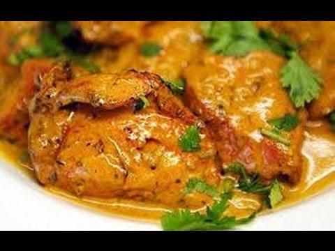 Recetas De Cocina Hindú | Pollo Tikka Masala Receta Comida De India Youtube