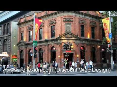 3 Wise Monkeys Pub George Street Sydney Australia.mp4
