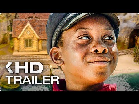 JIM KNOPF Trailer German Deutsch (2018)