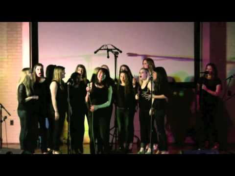 Virginia Belles - Goodness Gracious (Ellie Goulding)