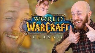 Pierwsze tygodnie łysego starucha w WORLD OF WARCRAFT: CLASSIC